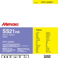SS21 Ink Pack 2,000ml Yellow For CJV150-75 / CJV300-130 / CJV300-160