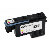 Genuine HP 831 Yellow/Magenta Latex Printhead CZ678A