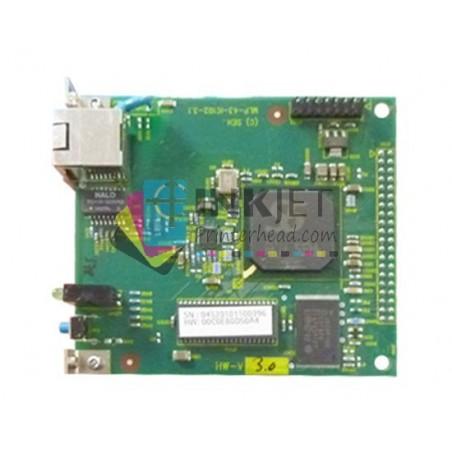 Genuine HP FB225 2-pack 5-liter Magenta Scitex Ink CP757A
