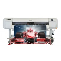 "Mutoh ValueJet 1624WX 64"" Wide Format Sublimation Printer"