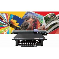 Mimaki JFX200 Mimaki Flatbed UV printer
