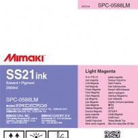 SS21 Ink Pack 2,000ml Light Magenta CJV150-75 / CJV150-107 / CJV150-130