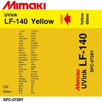 LF-140 Ink Pack 600ml Yellow