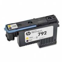 Genuine HP 792 Yellow/Black Cyan Latex Printhead CN702A