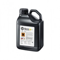 Genuine HP FB225 2-pack 5-liter Yellow Scitex Ink CP758A