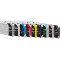 Roland Eco-Sol Max 2 Black Ink Cartridges For Roland XC-640 and XF-640 Printers