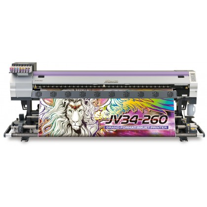 "103.6""(2.6m) Mimaki JV34-260 Large Format Sublimation Printers"