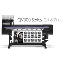 Mimaki CJV300 Eco Solvent Printer/Cutter