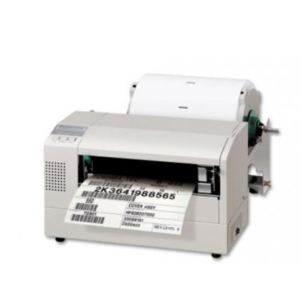 Toshiba B-852 Thermal Printer 300dpi, USB, Ethernet, Cutter